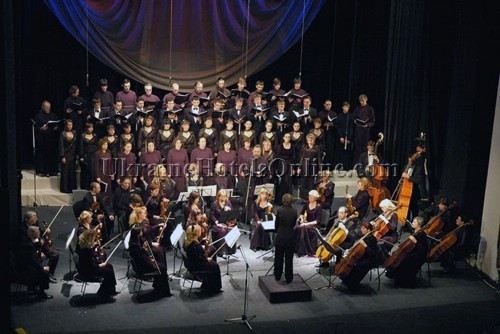 Philharmonic in Dnepropetrovsk