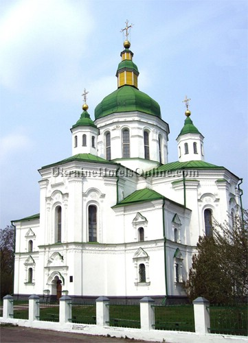 Troitska Church