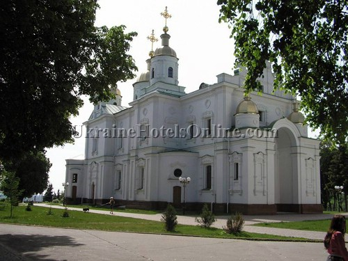 Uspenskyi Cathedral