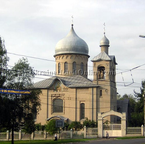 Panteleimonovskaya Church