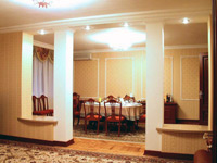 Appartments in Pridesnyansky Hotel