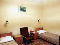 Double/Twin Standard room in Pridesnyansky Hotel