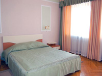 Twin room in Pridesnyansky Hotel