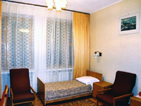 Single Standard room in Pridesnyansky Hotel