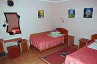 Double room in Ukraine Hotel