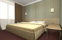 Elite Room in Bukovyna Hotel