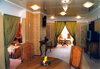 Executive Suites in Bukovyna Hotel