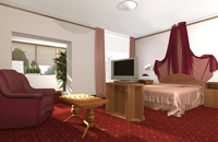 Suite in Bukovyna Hotel