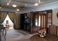 VIP-suite in Bukovyna Hotel