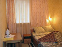 Standard room in Amur Hotel
