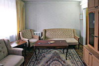 Two-room Suite in Dnepropetrovsk Hotel