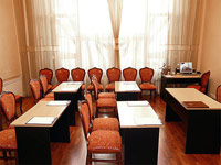 Conference hall in Grand Hotel European