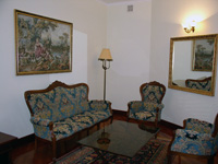 Rooms in Kaspiy Hotel