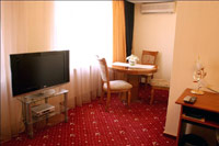 Two-room Suite Apartment in Nadezhda Hotel