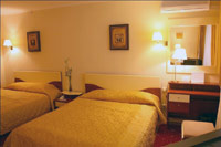 Double Junior Suite in Nadezhda Hotel