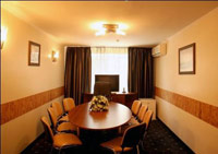 Meeting room in Nadezhda Hotel