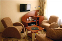 Single Suite Superior in Nadezhda Hotel