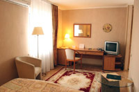 Single Suite in Nadezhda Hotel