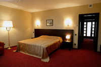 Double rooms in Park-Hotel