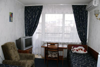 Single Standard room in Rassvet Hotel