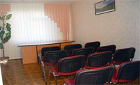 Conference room in Sverdlovsk Hotel