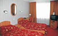 Standard Double Room in Druzhba Hotel