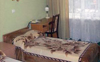 Economy Double Room in Druzhba Hotel