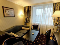 Business Suite in Shakhtar Plaza Hotel