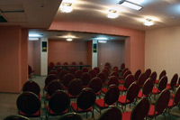 Conference service in Park Hotel