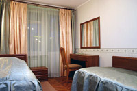 Superior Room in Druzhba Hotel