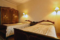 Double/Twin Rooms in Kievskiy Hotel