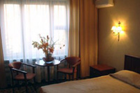 Two Rooms Suites in Kievskiy Hotel