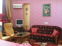 Apartments in Nart Hotel