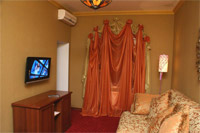 Junior Suite in Muscat Hotel