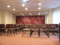 Conference service in Adria Hotel