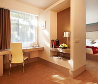 Superior Room in City Park Hotel