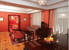 Executive Suite Superior in Dnipro Hotel