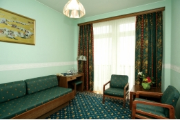 Senior Suite Standard in Dnipro Hotel