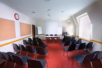 Conference service in Domus Hotel