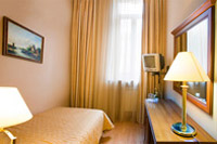 Single Room in Domus Hotel