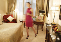 Executive Club Rooms in InterContinental Kiev Hotel