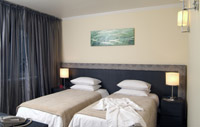 Doble/Twin Prestige Room in Khreschatik Hotel