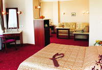 Double rooms in Kiev Hotel