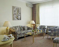 Apartments in Natsionalny Hotel