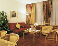 Suite in Natsionalny Hotel