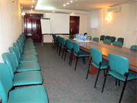 Conference service in Oberig Hotel