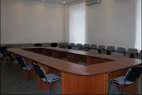 Conference service in Obolon Hotel