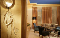 Egyptian suite in Opera Hotel