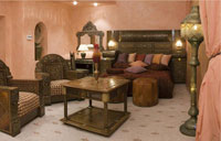Moroccan suite in Opera Hotel