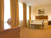 Junior Suite in Podol Plaza Hotel